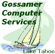 Gossamer's Lake Tahoe Web Design - Search Engine Marketing - Search Engine Optimization - Lake Tahoe SEO